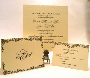 Elam Wedding invite