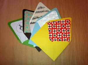 Decorative Envelopes